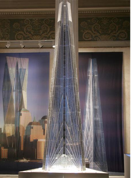 chicago spire tiene m de altura esta en chicago eeuu y la diseo el arquitecto santiago calatrava este es el edificio mas alto de chicago
